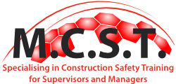 M.C.S.T. Construction Safety Training Specialists